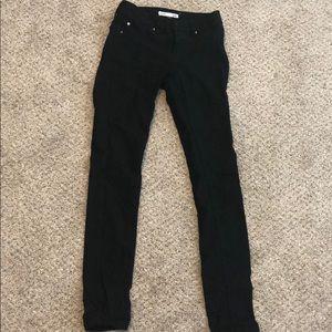 YMI size S Black Jeggings